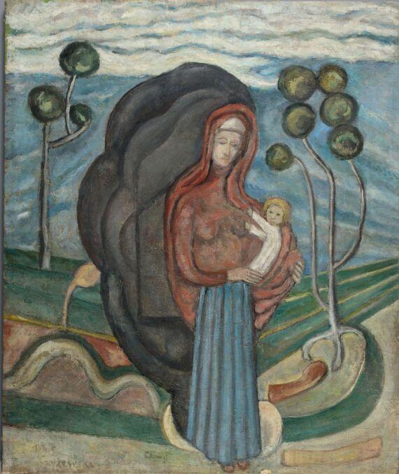 Tytus - Czyżewski Madonna