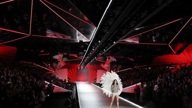 Ostatni pokaz Victoria's Secret Adriany Limy