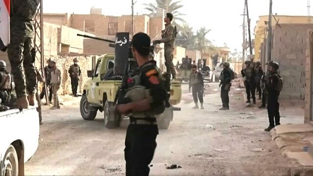 Irak. Wojna z dżihadystami
