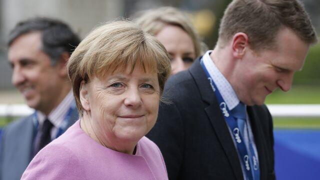 Merkel: Niemcy będąpopierać przedłużenie mandatu Donalda Tuska