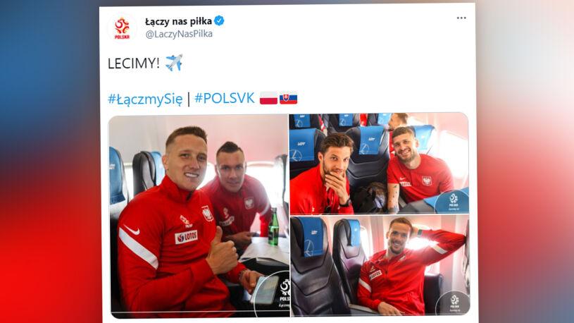 Prawie dwie godziny w samolocie. Polacy dotarli do Sankt Petersburga