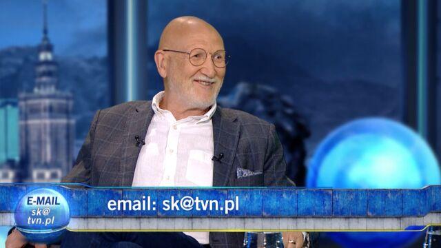 Marek Przybylik w Szkle Kontaktowym