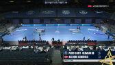 PSG na prowadzeniu po 1. połowie starcia z Aalborgiem w półfinale Final Four Ligi Mistrzów
