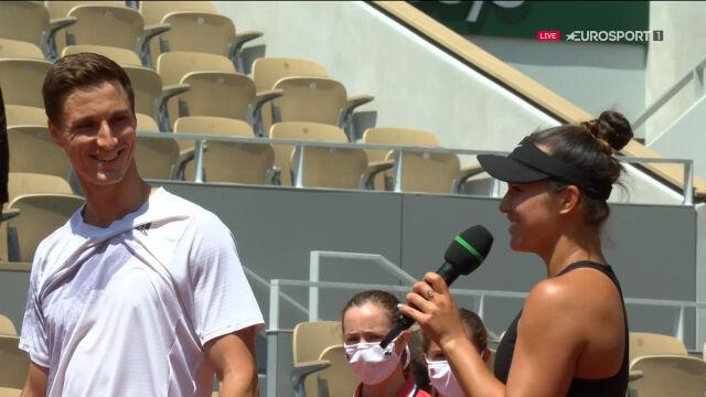 Krawczyk i Salisbury po triumfie w finale gry mieszanej we French Open