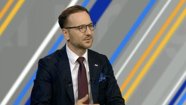 Minister Waldemar Buda