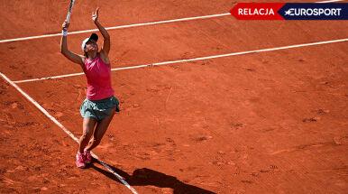 Iga Świątek awansowała do finału debla Roland Garros [RELACJA]