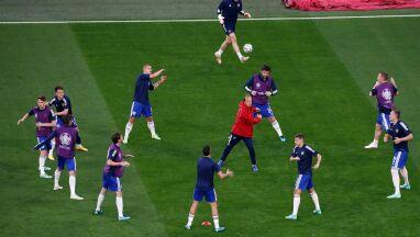 Mecz Rosji z Belgią zgodnie z planem