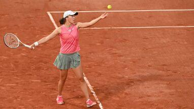 Świątek w ćwierćfinale Roland Garros. O której mecz i gdzie go obejrzeć?