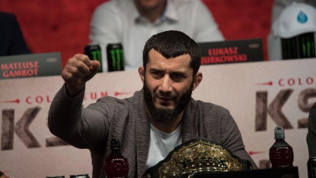 """Khalidov wraca do MMA. """"Wejdę do klatki i mogę wam obiecać jedno: mocniejszy niż kiedykolwiek"""""""