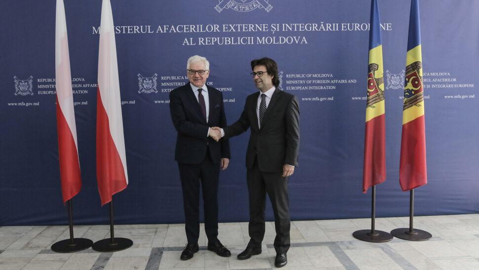 """Warszawa udzieliła Kiszyniowowi kredytu. """"Mamy bardzo dobre relacje z Polską"""""""