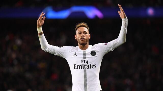 """Neymar nie stawił się na treningu. PSG zapowiada """"podjęcie odpowiednich działań"""""""