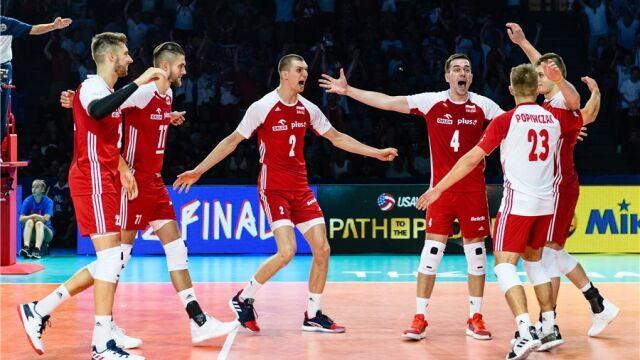Wielka Brazylia padła. Fantastyczny początek Polaków w Final Six