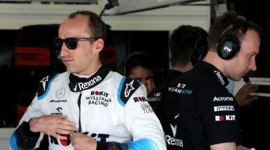 Kubica apeluje do Williamsa.