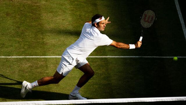 Koncert gry mistrza z Bazylei. Będzie wymarzony finał Federera z Djokoviciem