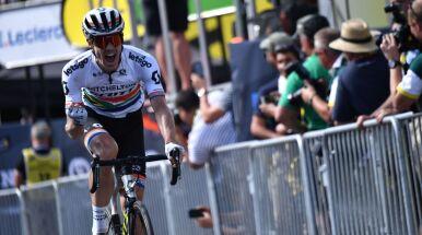 Czekał kilkanaście lat. Impey wygrał 9. etap Tour de France