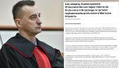 Prokurator Mariusz Krasoń oddelegowany do prokuratury we Wrocławiu