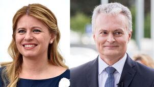 Czwarta podróż Słowaczki i pierwsza Litwina. Nowi prezydenci z wizytami w Polsce