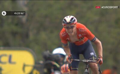 Teuns wygrał 6. etap, Ciccone nowym liderem Tour de France