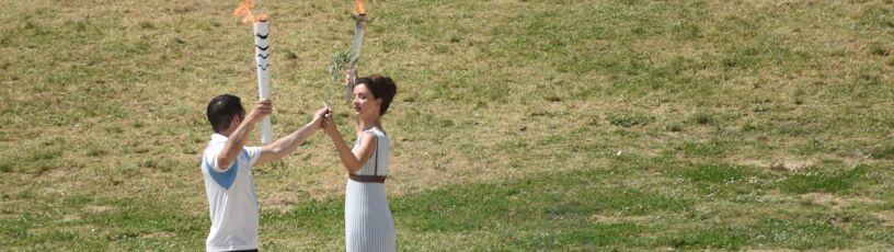 Ogień olimpijski wyruszy w drogę do Pekinu. Ponownie bez widzów