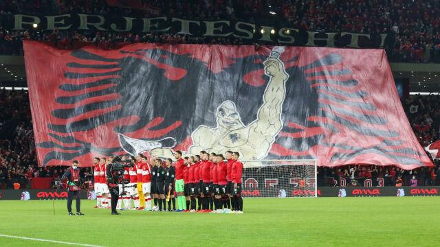 """""""Zero tolerancji dla tak odrażających zachowań"""". FIFA analizuje zamieszki w Albanii"""