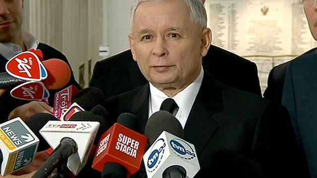 """Kaczyński przebija Tuska. Nie 400, a 500 mld.  """"Premier zabrał nam sto miliardów"""""""