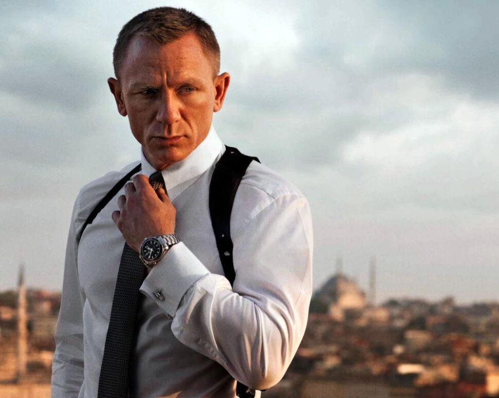 Bond pobił rekord wszech czasów. Lepszy od Harry'ego Pottera