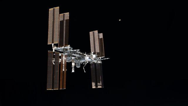 Kosmiczny sukces. Prywatny statek dotarł do ISS