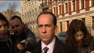 Rzecznik prokuratury: Lepper nie chciał odpowiadać na pytania