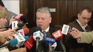 Marszałek Senatu Bogdan Borusewicz o prezydenckim wniosku