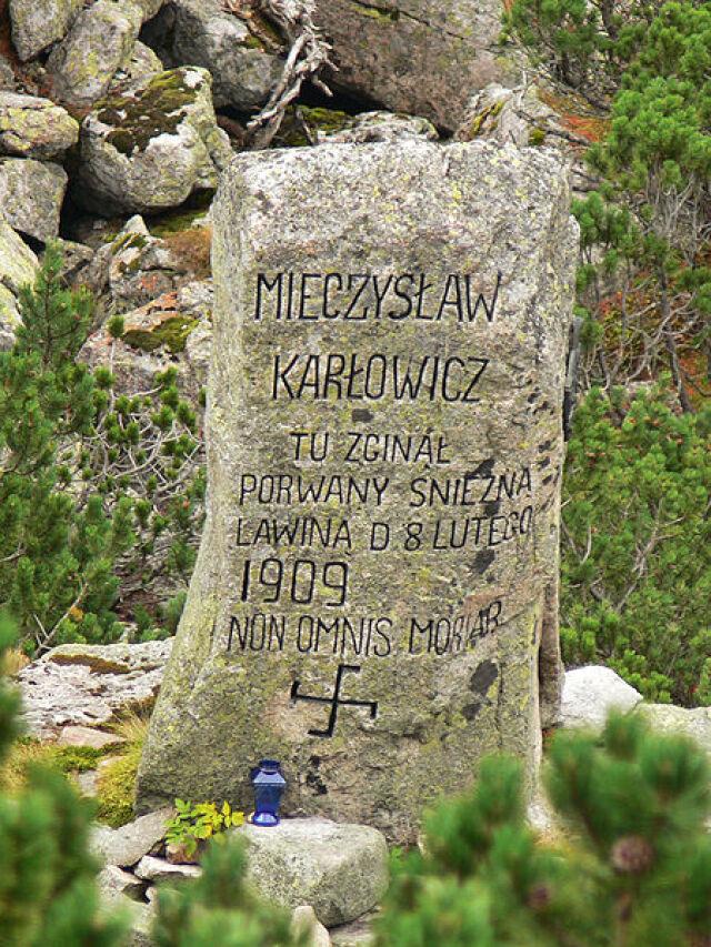 Swastyka w Tatrach. Będzie wyjaśnienie