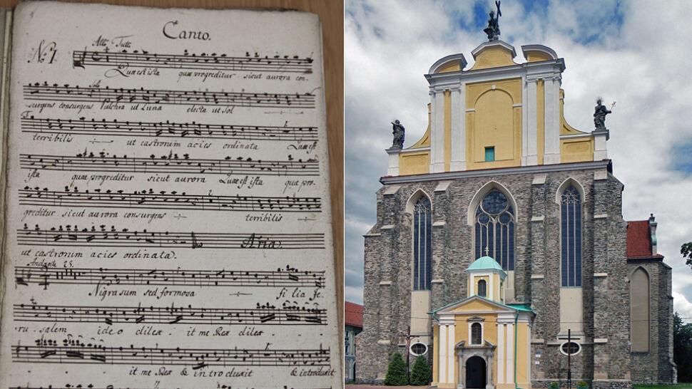 """Skarb z kościelnego chóru. """"Leżał tam ponad 200 lat i czekał na odkrycie"""""""