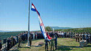 Prezydent Serbii: Chorwaci jak naziści