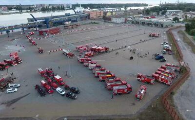 Polscy strażacy wrócili ze Szwecji