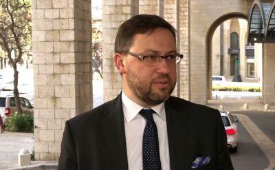 Cichocki: zaczęliśmy z Izraelem dialog merytoryczny, prawny, badawczy