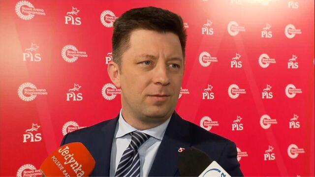 Michał Dworczyk o obietnicach wyborczych PiS