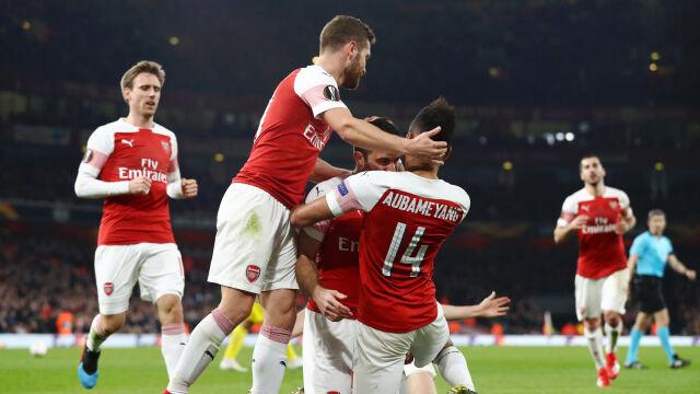 Rehabilitacja Arsenalu. Rozbił BATE i świętuje awans