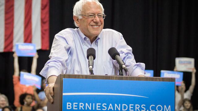 Bernie Sanders powalczy o Biały Dom: Nie chodzi tylko o pokonanie Trumpa