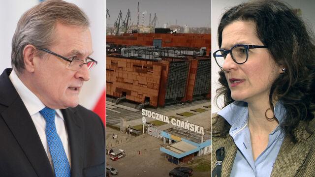 """Gliński pisze do Dulkiewicz w sprawie ECS. """"Oczekuję przedstawienia projektu konkretnych rozwiązań"""""""