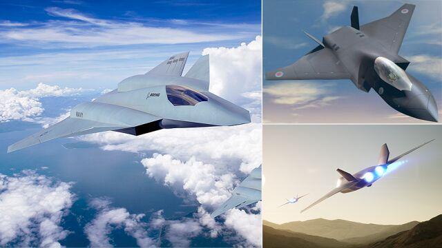 Wyścig mocarstw do myśliwca przyszłości. Chiny pracują nad maszyną szóstej generacji