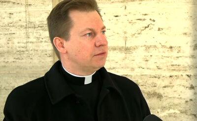 Całość rozmowy z rzecznikiem Konferencji Episkopatu Polski po szczycie w Watykanie