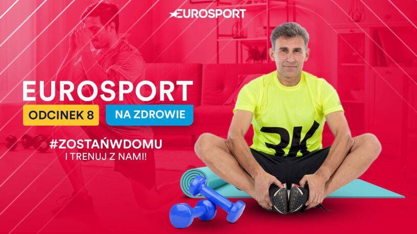 """""""Eurosport - na zdrowie"""". Poniedziałkowy trening z Robertem Korzeniowskim"""