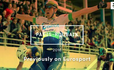 Poprzednio w Paryż - Roubaix. Hayman triumfatorem w 2016, Boonen tylko drugi