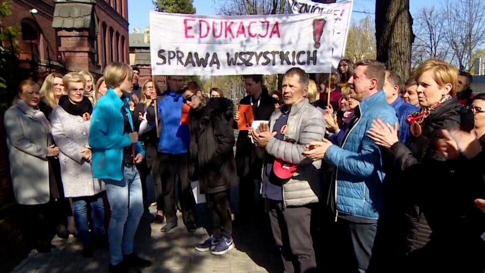 Matury pod znakiem zapytania w związku ze strajkiem nauczycieli