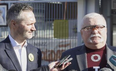Lech Wałęsa do nauczycieli: zaciśnijcie zęby