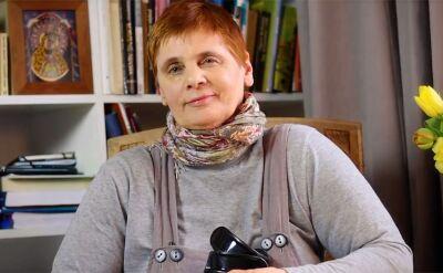 Janina Ochojska jest ciężko chora. Mimo to wystartuje w eurowyborach