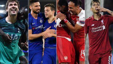 Angielskie kluby zdominowały puchary. Pierwsza taka sytuacja od 35 lat