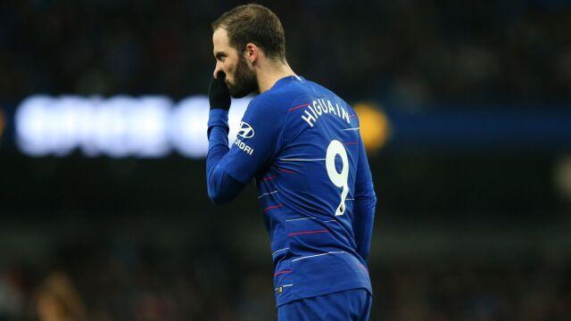 e06899578 Gonzalo Higuain latem raczej wróci do Juventusu Turyn | Eurosport w ...
