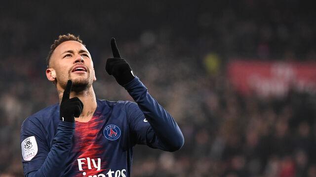 """Neymar na pomoc PSG. """"W niedzielę powinien znów być z nami"""""""