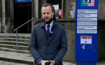 Oświadczenie małopolskiej kurator oświaty. Strajk nauczycieli i pytanie o matury