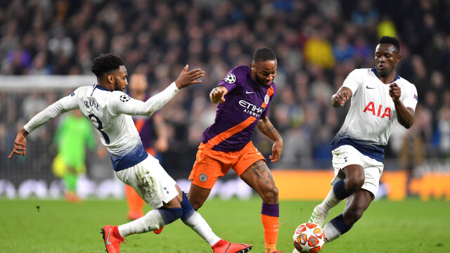 Manchester City - Tottenham, czyli rewanż w 1/4 LM bez faworyta